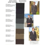 Mantoni Super 140's Wool Suits and Pants