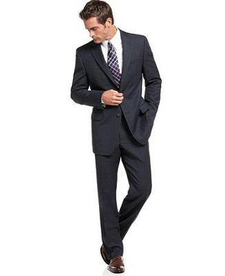 Ralph Lauren Navy Suit
