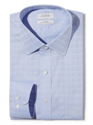 Light Blue Collared Shirt
